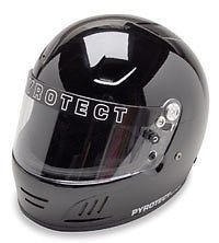 Pro Airflow SA2010 Series Black Full Face Motorcycle Helmet #PyrotectHelmets