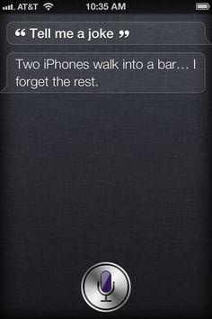 Il nuovo iPhone ha il senso dell'humour!