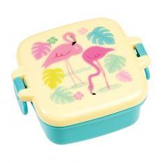 Snackdose Pink Flamingo