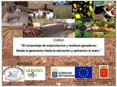 """Curso """"El compostaje de subproductos y residuosganaderos"""""""