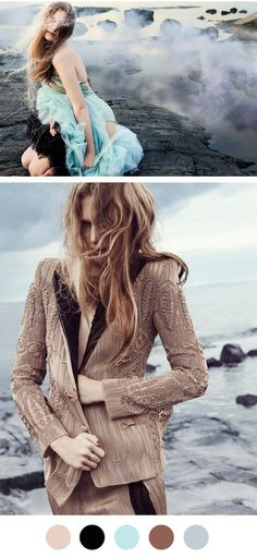 YLONKA VERHEUL by CEEN WAHREN, styled by EMMA THORSTRAND for VOGUE TAIWAN, JULY 2011