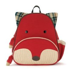 I really wish I could pull this off. Oh, to be little again!  Skip Hop Zoo Pack Little Kid Backpack