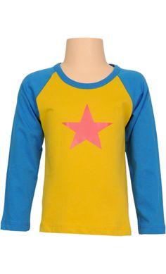 King Louie - Raglan star Single jersey
