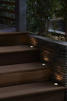 Cheap Pergola For Sale Stair Lighting, Backyard Lighting, Outdoor Lighting, Outdoor Decor, Cheap Pergola, Diy Pergola, Outdoor Buildings, Exterior Stairs, External Lighting