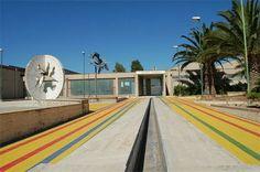 Gibellina, Museo Civico di Arte Contemporanea, Ufficio tecnico comunale, 1979