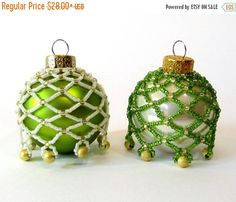 Hey, I found this really awesome Etsy listing at https://www.etsy.com/listing/257035952/sale-ships-jan-3rd-beaded-christmas