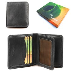 Style 7-705: Mens Premier Quality Credit Card Wallet Antique Black Leather By Golunski  #us #style #pretty #instafashion #instalike #bestoftheday #picoftheday #statigram #foodoftheday #dress