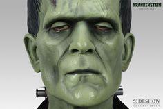 LIFESIZED Frankenstein's Monster bust!