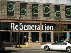3. Regeneration - Mitchell