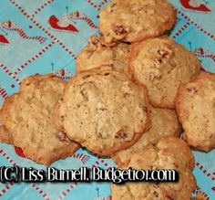 Cranberry HootyCreek Cookie Mix- A make ahead cookie mix recipe for gift giving or a yummy make ahead holiday treat