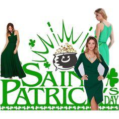 St Patrick's Day by ralucabrezniceanu on Polyvore