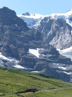 Image detail for -Train to Jungfraujoch, Kleine Scheidegg, Switzerland