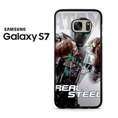 The Robots Of Real Steel Samsung Galaxy S7 Case