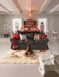 An IKEA Christmas ❋