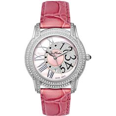 Joe Rodeo Women's 'Beverly' Diamond Watch - Overstock™ Shopping - The Best Prices on Joe Rodeo Joe Rodeo Women's Watches