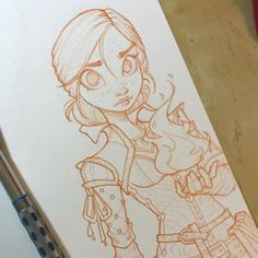 Pencil sketch ✏️✏️✏️ #trissmerigold #witcher #thewitcher #sketch #doodle #drawing #pencilsketch #videogameart #animation #anime #dailyart #comicbookart #artistsoninstagram
