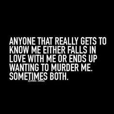 Yeah both