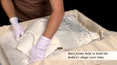 Learn how to pack and preserve wedding gowns, christening gowns, communion dresses, suits and other designer clothing at home to protect them from dangerous elements in the home. Popular Wedding Dresses, Wedding Dresses Plus Size, Wedding Gown Box, Wedding Bells, Wedding Dress Storage, Wedding Gown Preservation, Tie The Knot Wedding, Do It Yourself Wedding, Country Dresses