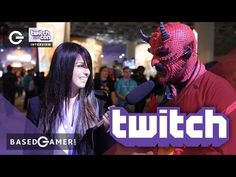 BasedGamer Interviews a Twitch Broadcaster @ TwitchCon - Tips, Advice, and Censorship - BasedGamer Blog Tags: Gaming, Indie game, games, video games, youtube, twitch broadcaster, interview, thatmoustachio Indie Games, Video Games, Interview, Gaming, Advice, Tags, Videos, Youtube, Blog