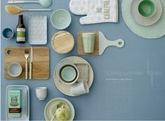 Tableware -- Bloomingville Spring/Summer 2015 Collection