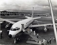 Eastern Airlines - vintage photo
