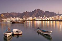 A general photo of Muscat, Oman's capital city. (Photo for illustrative purposes only)