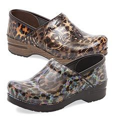 Big Cat Clogs have wild style!