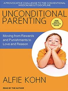 This is known in some parenting groups as the 'bible' for respectful parenting. Kohn takes you through the whole parenting spectrum and makes you face up to your pre-conceptions on things like shaming kids with your words and tone, rushing kids from one activity to the next and letting them set their own boundaries on certain things. Peaceful Parent Happy Kids, Peaceful Parenting, Gentle Parenting, Best Parenting Books, Parenting Teens, Parenting Hacks, Unconditional Parenting, Books For Moms, Positive Reinforcement