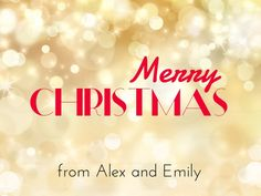 Merry Christmas Poster Template  Create Christmas Designs For