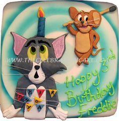 Specialised Celebration Cakes - Boy's Birthday Cakes