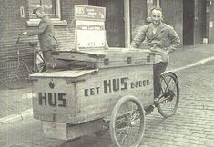 www.trondbargie.nl - - - - - - - - - - - - - - - - - -   Bakker op de bakfiets  - Bakkerij HUS Den Haag