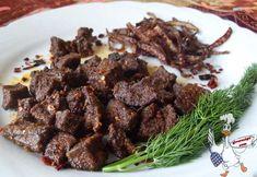 Albanian Liver | giverecipe.com | #appetizer #liver