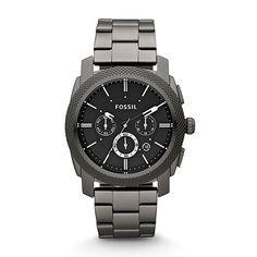 Fossil Machine - Reloj de pulsera