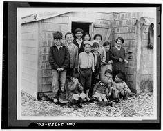 Aleut children - 1938
