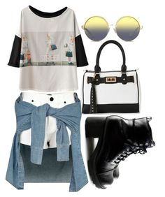 """Untitled #5"" by samanthabrooke978 ❤ liked on Polyvore featuring Lydia Bright, IMoshion and Matthew Williamson"
