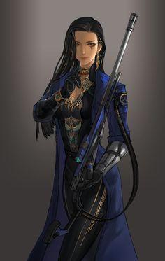 Ana Amari,Overwatch,Blizzard,Blizzard Entertainment,фэндомы,Overwatch art