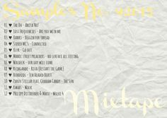 4more  Sampler No. 4/2015  {mixtape} Blur, Waldeck, Kwabs, Klingande, The Do! & much more