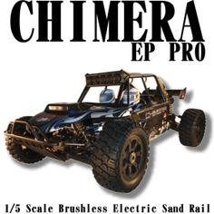 Redcat RAMPAGE CHIMERA EP PRO