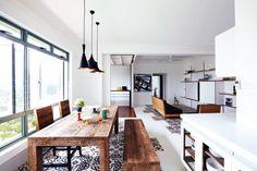 Home & Decor Singapore raw concept living room
