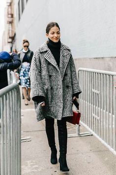 Streetstyle NYFW 2017© vía Vogue Spain