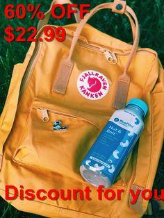 Fjallraven Kanken Backpack #Kanken, #Fjallraven, #Backpack