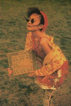 Underground Music, Drawing Reference Poses, Post Punk, Latest Music, Powerful Women, Samurai, Idol, Photoshoot, Japanese