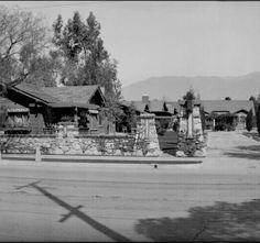 Circa :: Huntington Library, Art Collections, and Botanical Gardens San Gabriel Mountains, San Gabriel Valley, California History, Southern California, Victorian Photos, Vintage Photos, Altadena California, Huntington Library, Library Art
