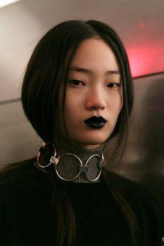 Hair and Makeup Fall 2017 | New York Fashion Week | POPSUGAR Beauty Photo 100