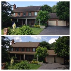 Liberty Softwash in York, PA offers pressure washing and roof cleaning services in Lancaster, Harrisburg and Hershey PA. Call today for your free estimate or demo, 717-578-5342