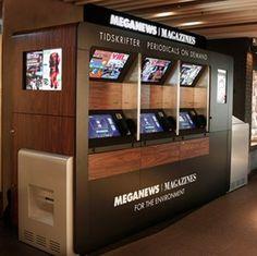 Meganews kiosk prints magazines and newspapers on demand - WAN-IFRA