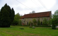 The main church at Clare Priory, Suffolk, UK #photos #churches #christianity