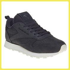 Reebok Classic Leather Damen Sneaker Grau - Sneakers für frauen (*Partner-Link)