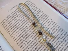Handmade bookmark Metal bookmark Gifts for mom Gifts for
