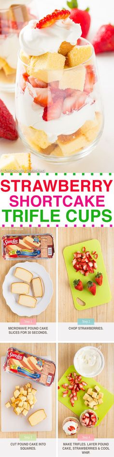 EASY TO MAKE: Strawb